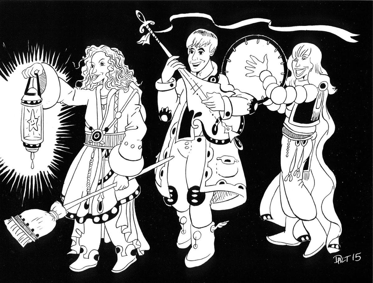 Illustration by Dalton Sharp
